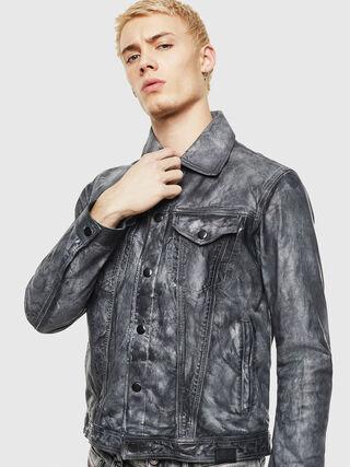 484b5357 Mens Jackets: denim, leather | Diesel Online Store