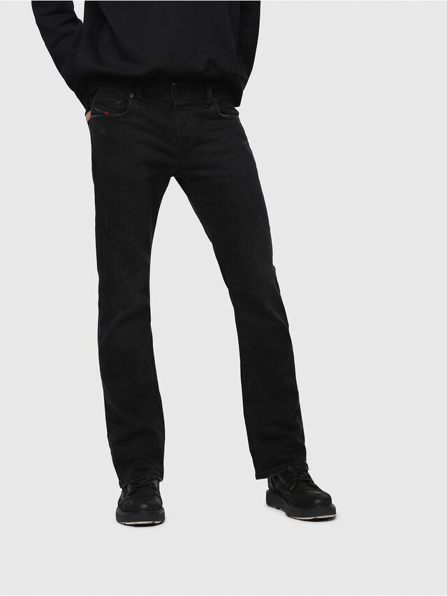 Diesel - Zatiny C69AC, Black/Dark Grey - Jeans - Image 1