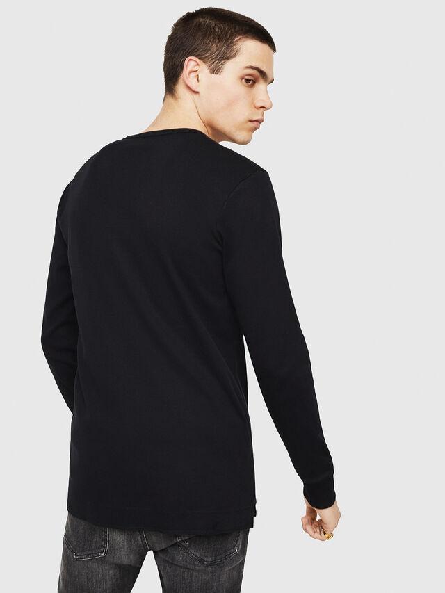 Diesel - T-YOICHIROKI, Black - T-Shirts - Image 2