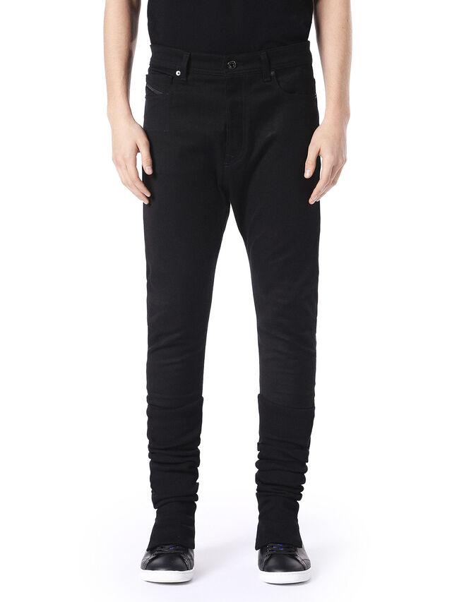 Diesel - TYPE-2840, Black - Jeans - Image 1