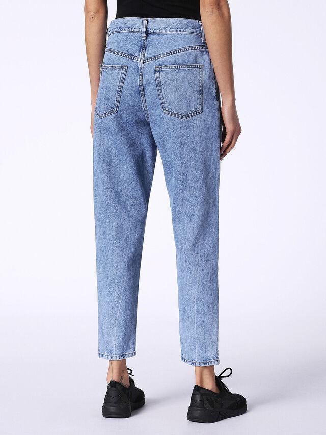 Diesel - Irys 084RE, Light Blue - Jeans - Image 2