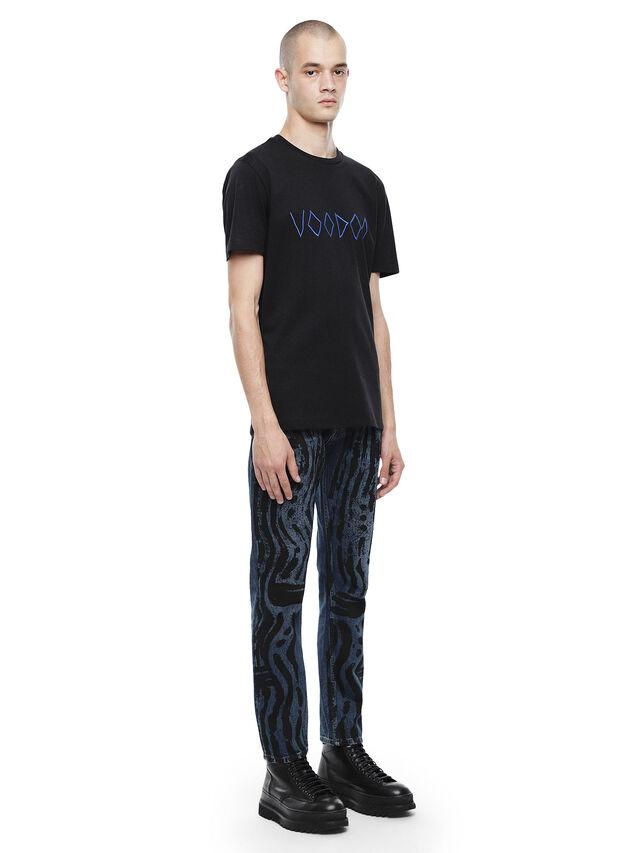 Diesel - TY-VOODOO, Black - T-Shirts - Image 4