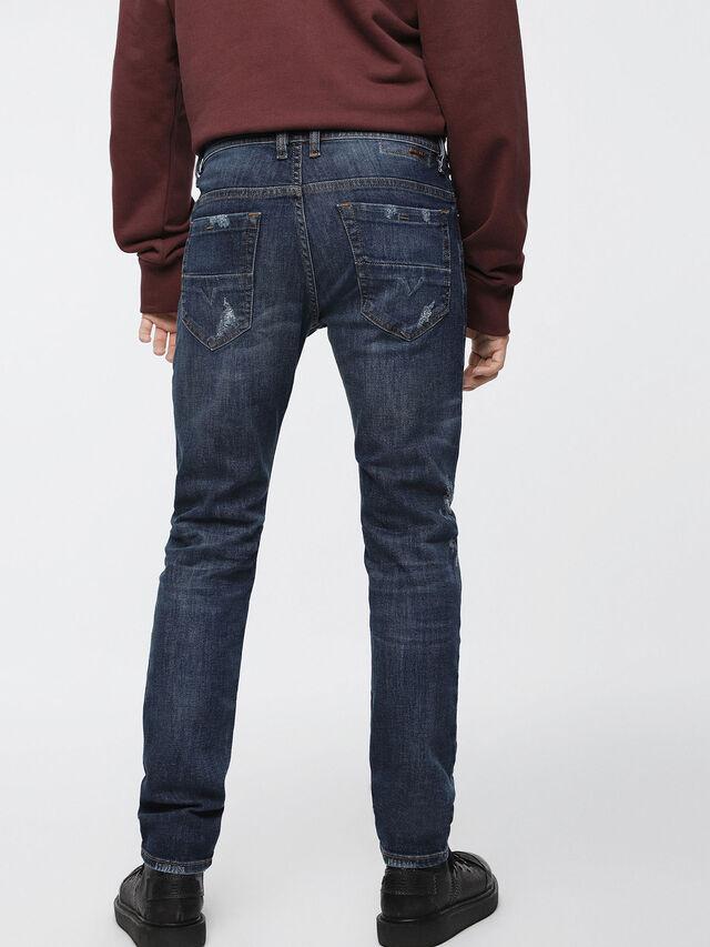 Diesel - Thommer C84ZB, Dark Blue - Jeans - Image 3