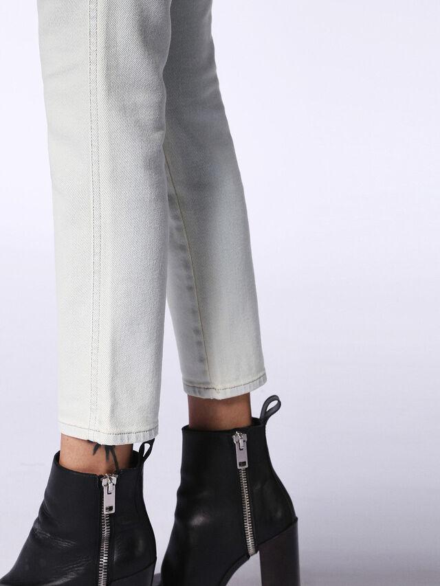 Diesel - Babhila 084SN, Light Blue - Jeans - Image 7