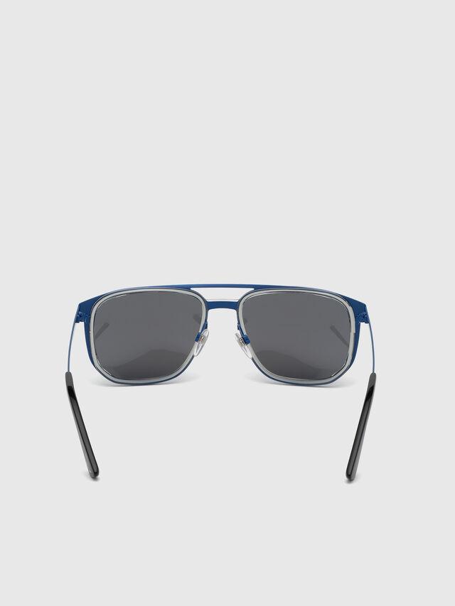 Diesel - DL0294, Blue - Sunglasses - Image 4