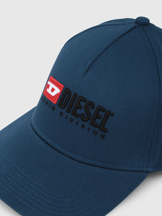 Diesel - CAKERYM-MAX, Dark Green - Caps, Hats and Gloves - Image 3