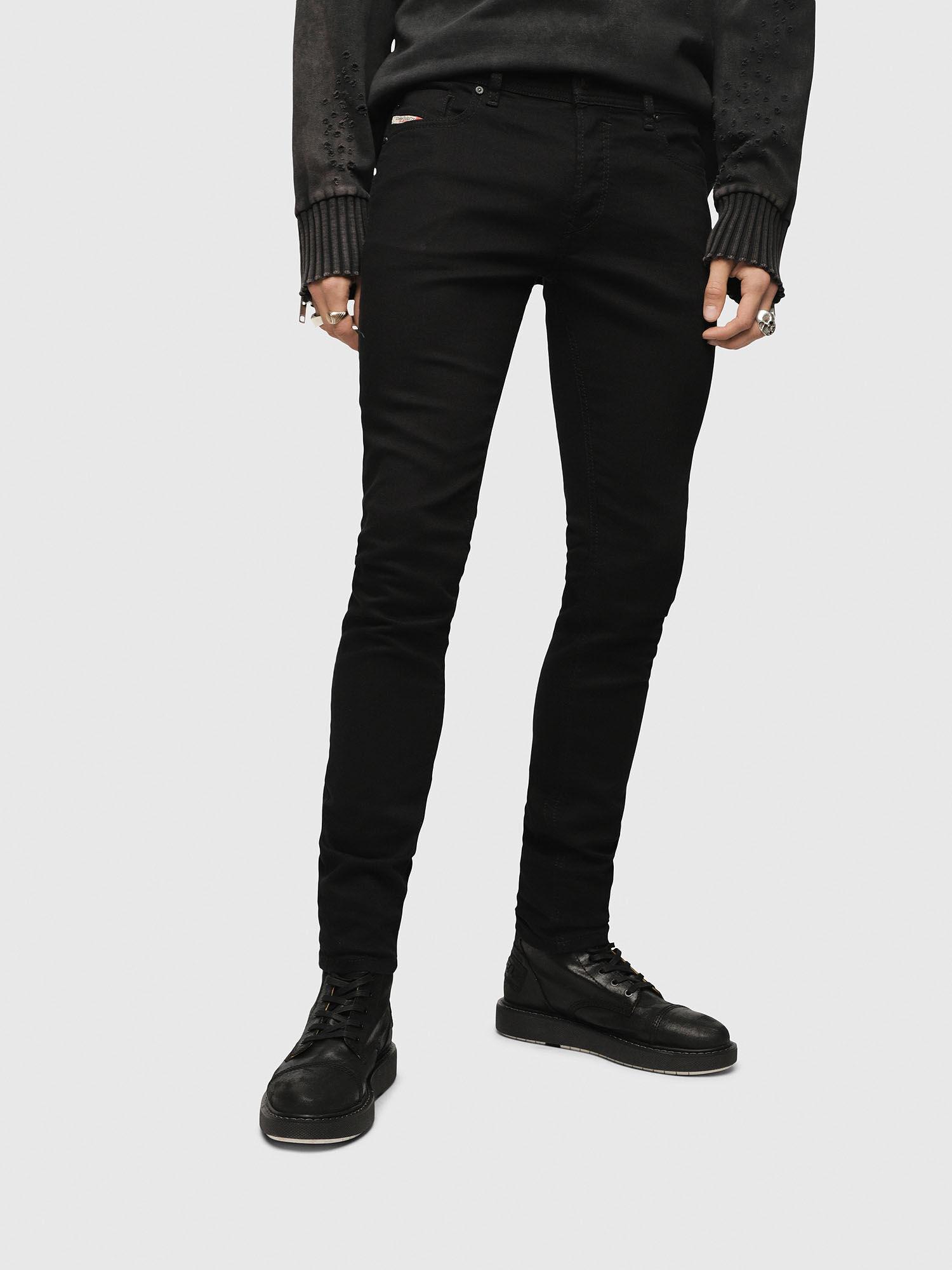 SLEENKER 0886Z, Black Jeans ...