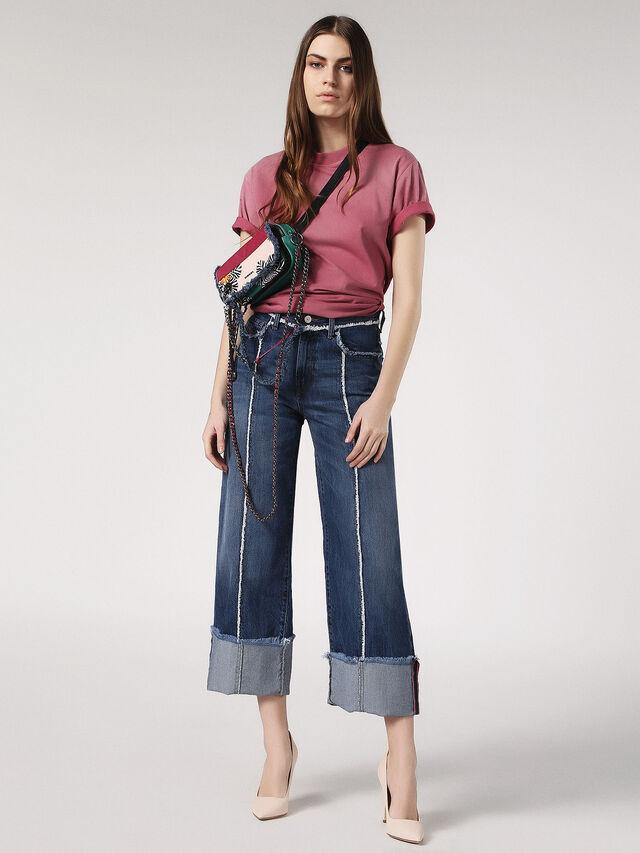 Diesel - Widee 084TE, Blue Jeans - Jeans - Image 1