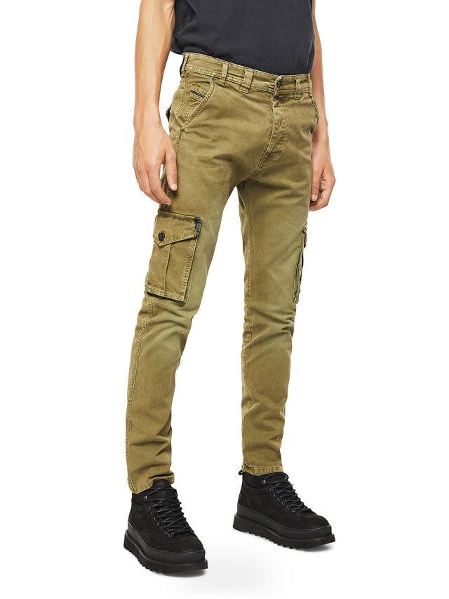 Diesel - TYPE-2910, Green - Jeans - Image 3
