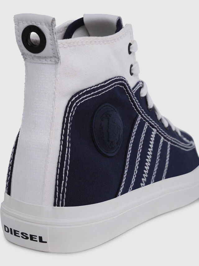 Diesel - S-ASTICO MID LACE, Blue/White - Sneakers - Image 5