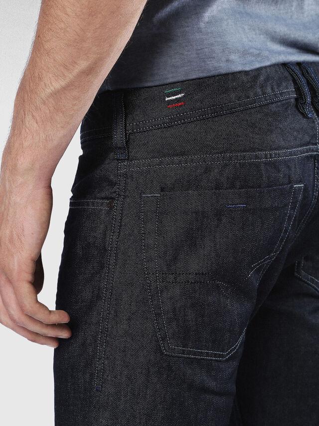 Diesel - Zatiny 0088Z, Dark Blue - Jeans - Image 5