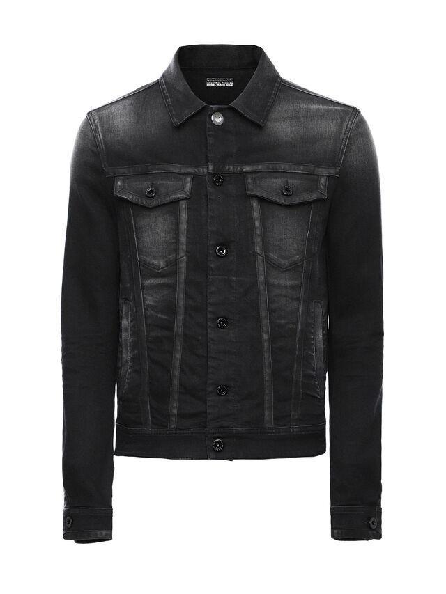 Diesel - JARTAPES, Black Jeans - Jackets - Image 5