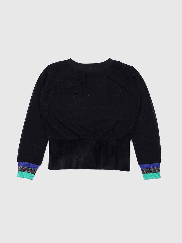Diesel - SJUNA, Black - Sweatshirts - Image 1