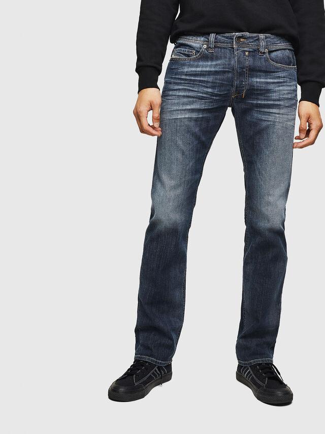 8c042a3e SAFADO 0885K Men: Straight Dark blue Jeans | Diesel