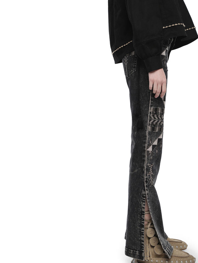 Diesel - TYPE-1829, Black Jeans - Jeans - Image 3