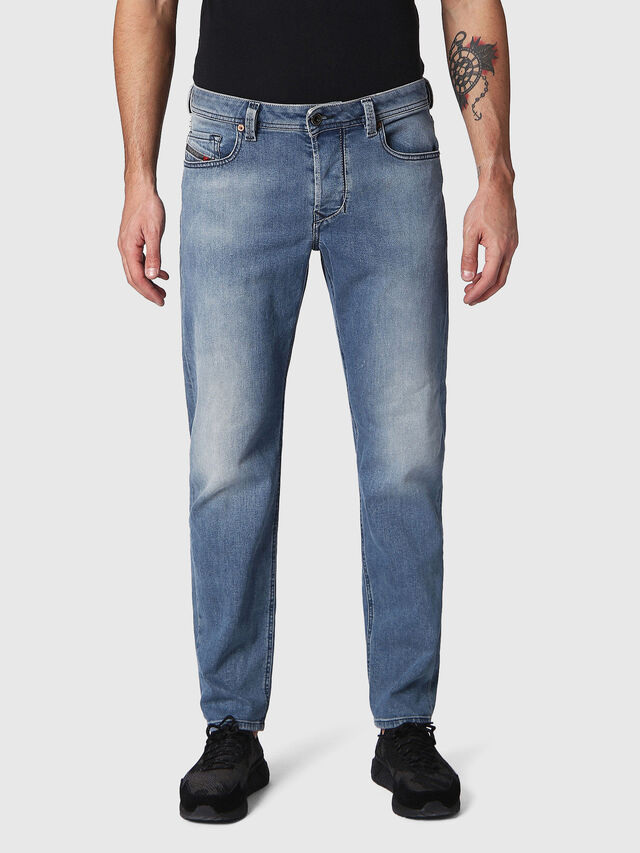Diesel - Larkee-Beex 084RB, Light Blue - Jeans - Image 1