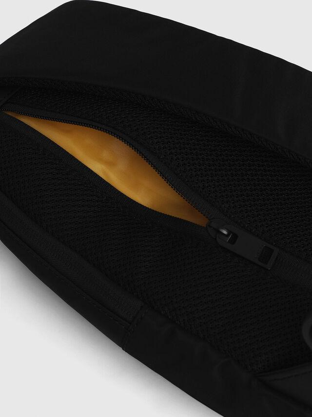 Diesel - F-SUSE MONO, Black - Travel Bags - Image 5