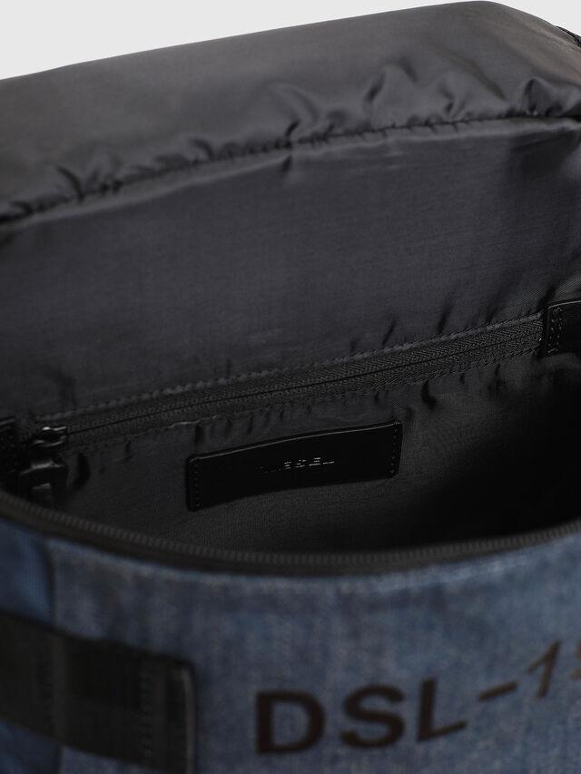 Diesel - PIEVE, Dark Blue - Backpacks - Image 5