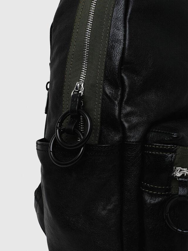 Diesel - ESTE, Black - Backpacks - Image 5