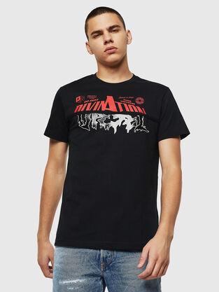 3752d47906b9 Mens T-shirts: logo, graphics | Diesel Online Store