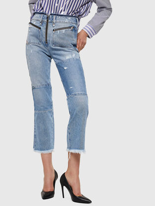 6a73469bb1f Womens Bootcut Jeans | Diesel Online Store