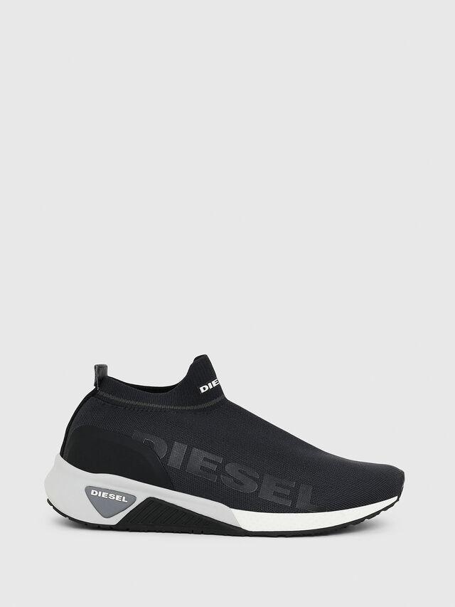 Diesel - S-KB ATHL SOCK II W, Black - Sneakers - Image 1