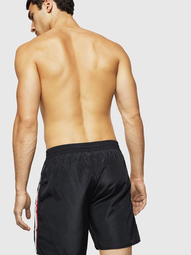 Diesel - BMBX-WAVENEW, Black - Swim shorts - Image 2