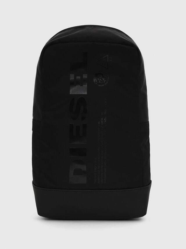 Diesel - F-SUSE MONO, Black - Travel Bags - Image 1