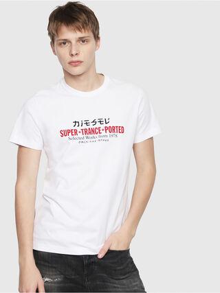fc9e19a1 Mens T-shirts: logo, graphics | Diesel Online Store
