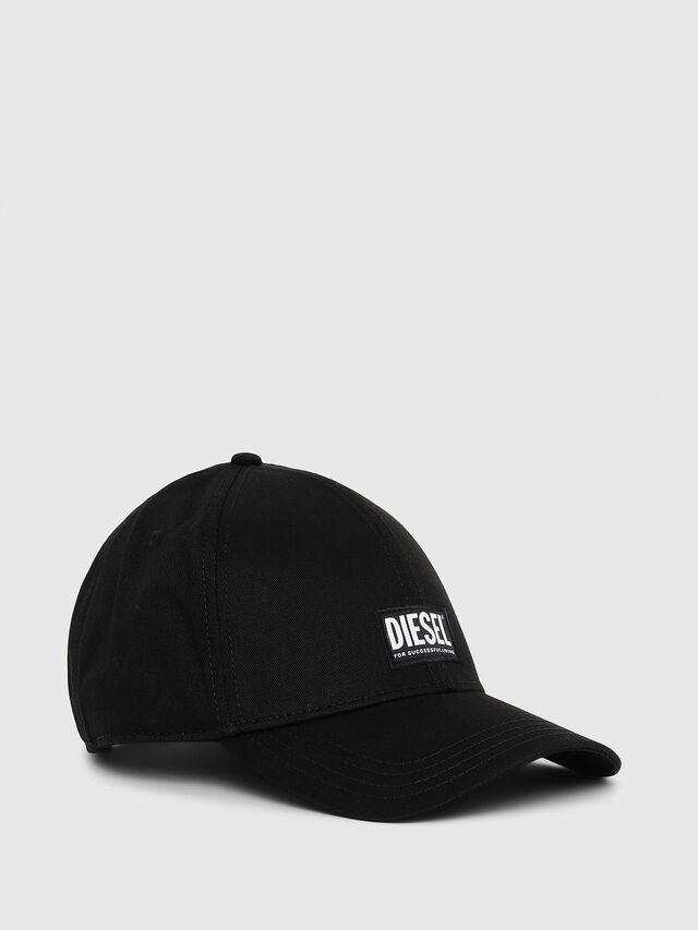 Diesel - CORRY, Black - Caps - Image 1