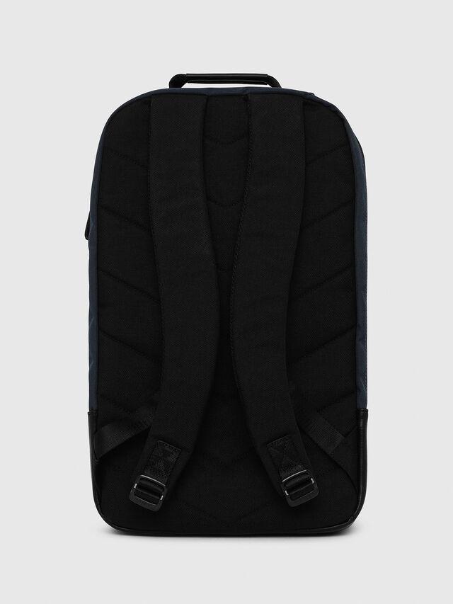 Diesel - PIEVE, Dark Blue - Backpacks - Image 2