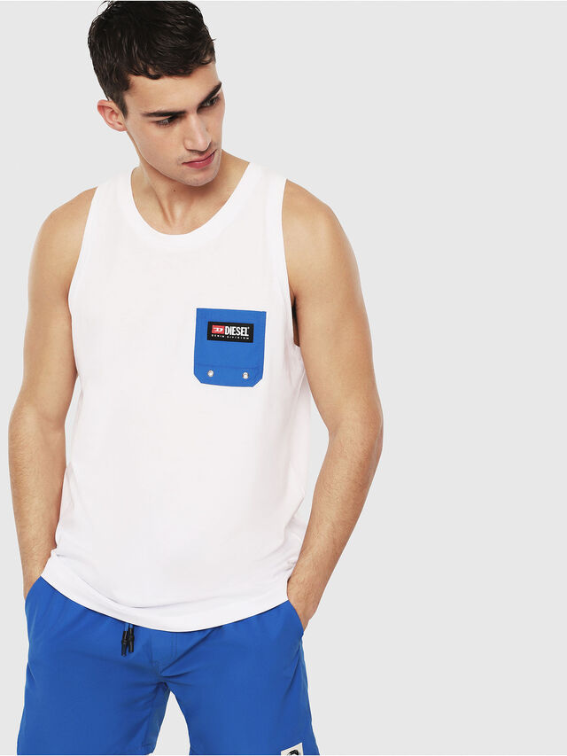 dee6afeebcd6ef BMOWT-LOCO Men  Tank top with contrast pocket