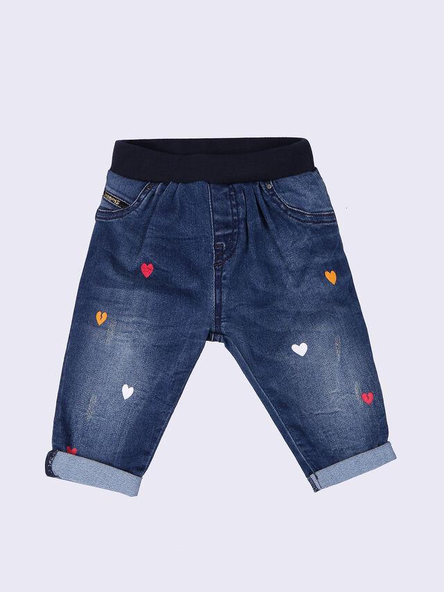 Diesel - PRIGGY-B, Blue jeans - Jeans - Image 1