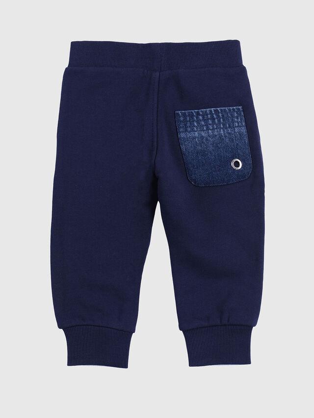 Diesel - PADDIB, Navy Blue - Pants - Image 2