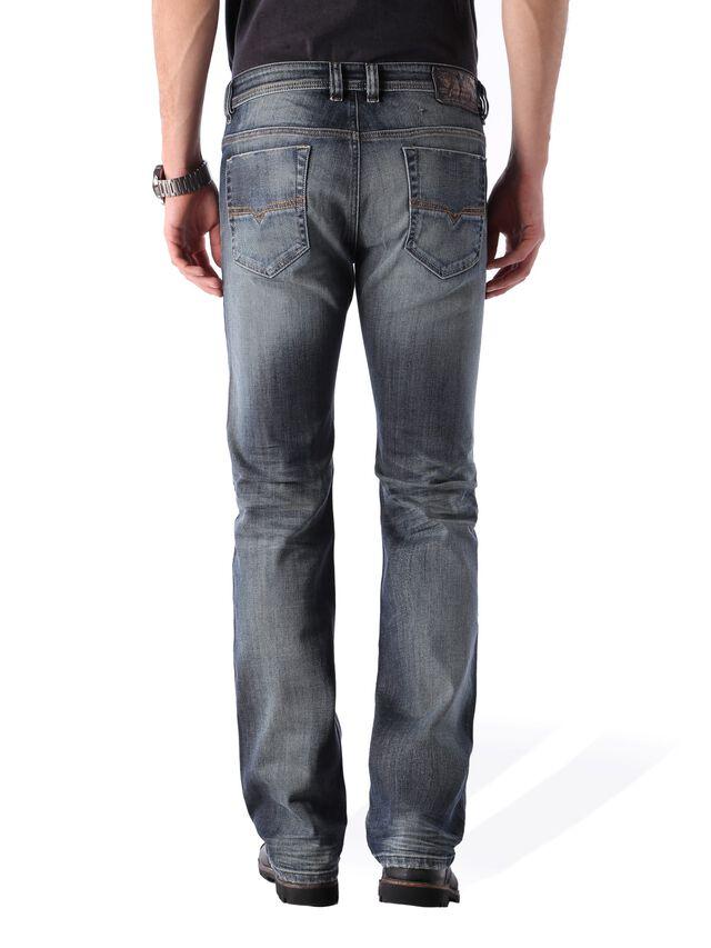 Diesel - Viker 0885K, Dark Blue - Jeans - Image 4