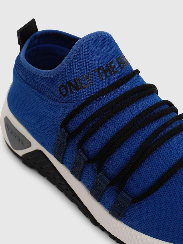 Diesel - S-KB SL II, Brilliant Blue - Sneakers - Image 4