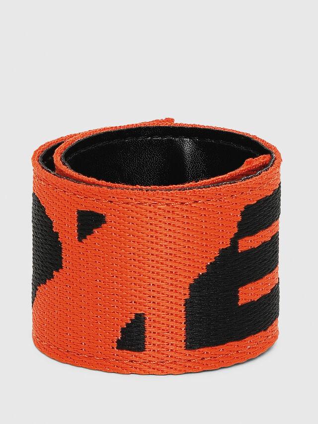 Diesel - A-BAND, Orange/Black - Bijoux and Gadgets - Image 1