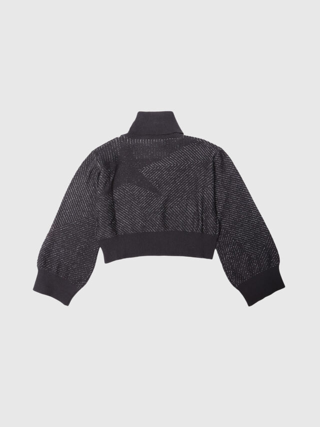 Diesel - KJSTELLAR, Black - Sweaters - Image 2