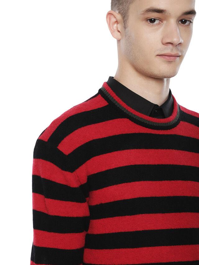 Diesel - KARCE, Red - Sweaters - Image 6