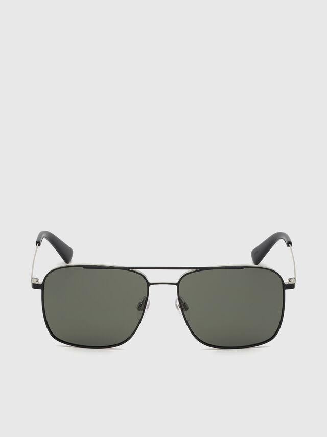 Diesel - DL0295, Black - Sunglasses - Image 1