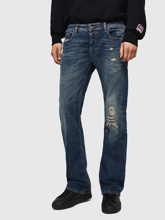Diesel - Zatiny 083AC, Dark Blue - Jeans - Image 1