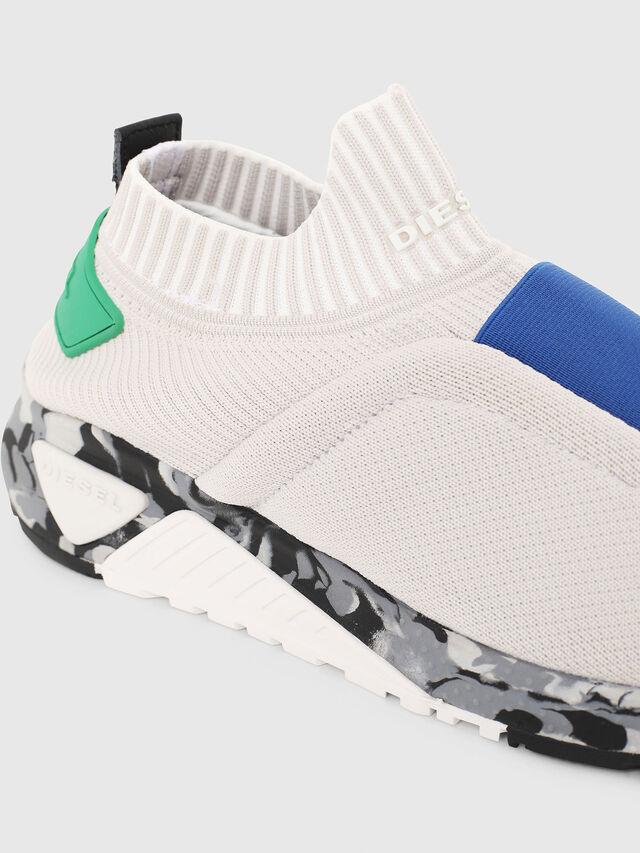 Diesel - S-KB SE, White/Grey - Sneakers - Image 4