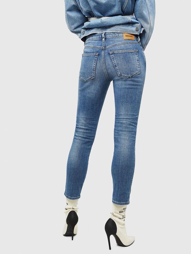 Diesel - Babhila 086AP, Light Blue - Jeans - Image 2