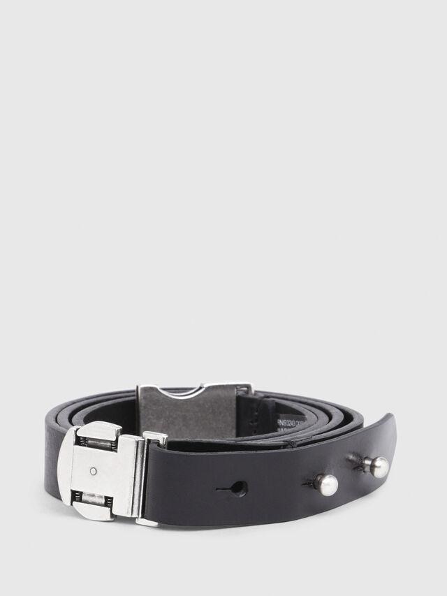 Diesel - B-REDA, Black - Belts - Image 1