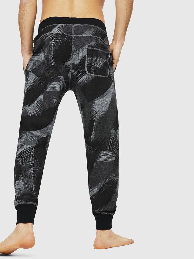 Diesel - UMLB-PETER, Gray/Black - Pants - Image 2