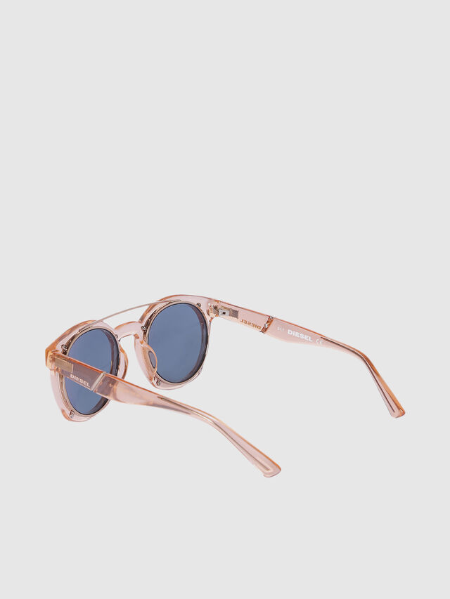 Diesel - DL0251, Pink - Sunglasses - Image 2