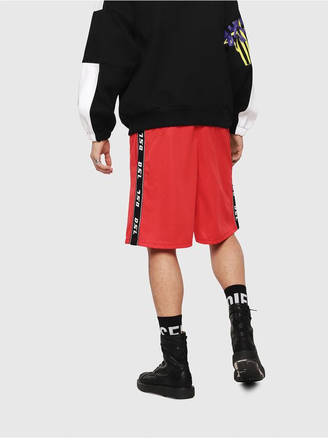 Diesel - P-HITOSHI, Red - Shorts - Image 2