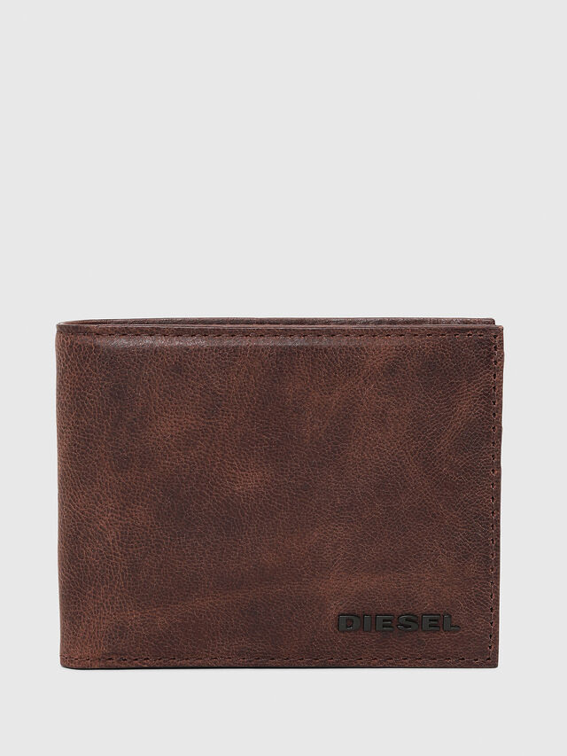 Diesel - NEELA XS, Brown - Small Wallets - Image 1