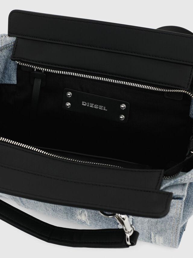 Diesel - BADIA, Grey Jeans - Satchels and Handbags - Image 5