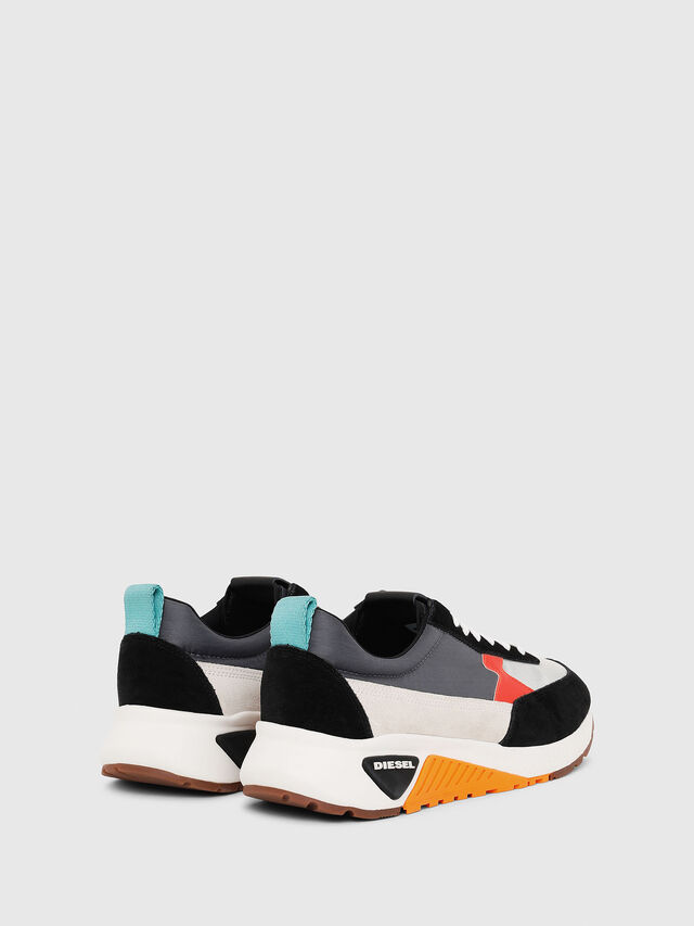 Diesel - S-KB LOW LACE II, Multicolor/Black - Sneakers - Image 3